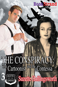 book cover image for The Conspiracy: The Cartoonist and the Contessa