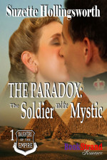 book cover image for The Paradox: The Soldier and the Mystic