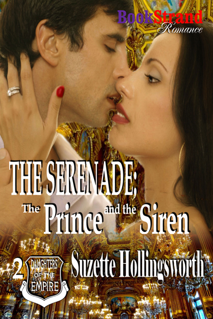 book cover image for The Serenade: The Prince and the Siren